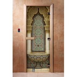 Дверь с фотопечатью A025
