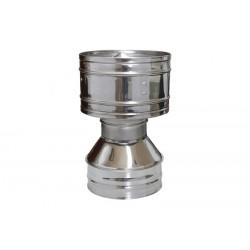 Дефлектор D150/230мм н/н