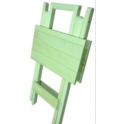 Стол складной (осина)