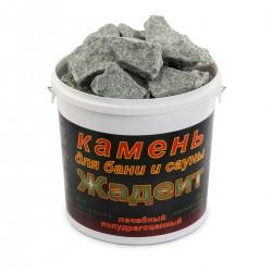 "Камень ""Жадеит"" колотый (ср.) 20 кг"