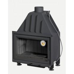 АЛЬФА 700 (200 мм) черный шамот