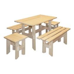 Мебель из осины